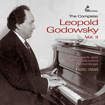 The Complete Leopold Godowsky, Vol. 3 CDR (NO PRINTED MATERIALS)