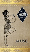 August 2017 Bastet Perfume Society: Muse