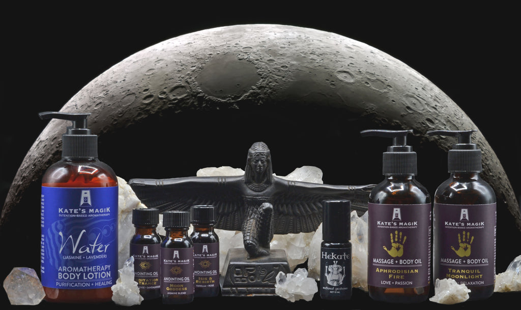 Add Kate's Magik to your Full Moon in Scorpio Ritual Essentials Collection