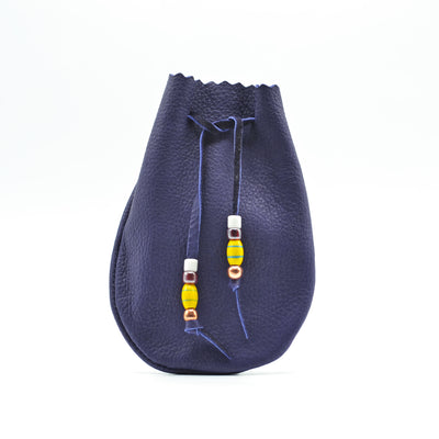 Large Jeweled Medicine Bag