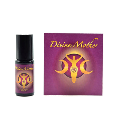 DIVINE MOTHER PERFUME ROLL-ON (DECEMBER 2019)