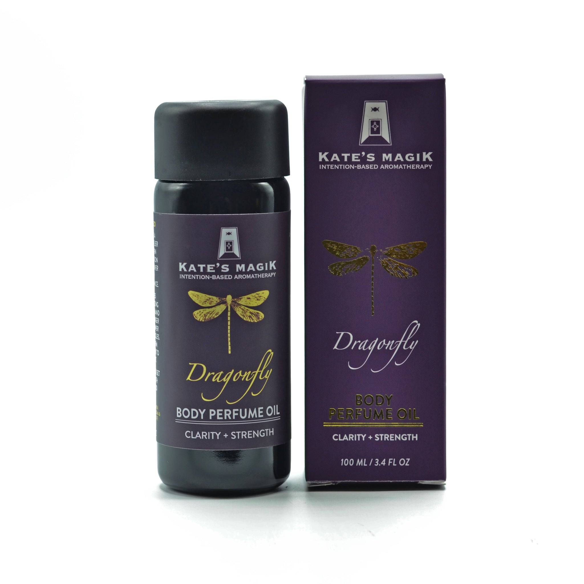 Dragonfly Body Perfume Oil