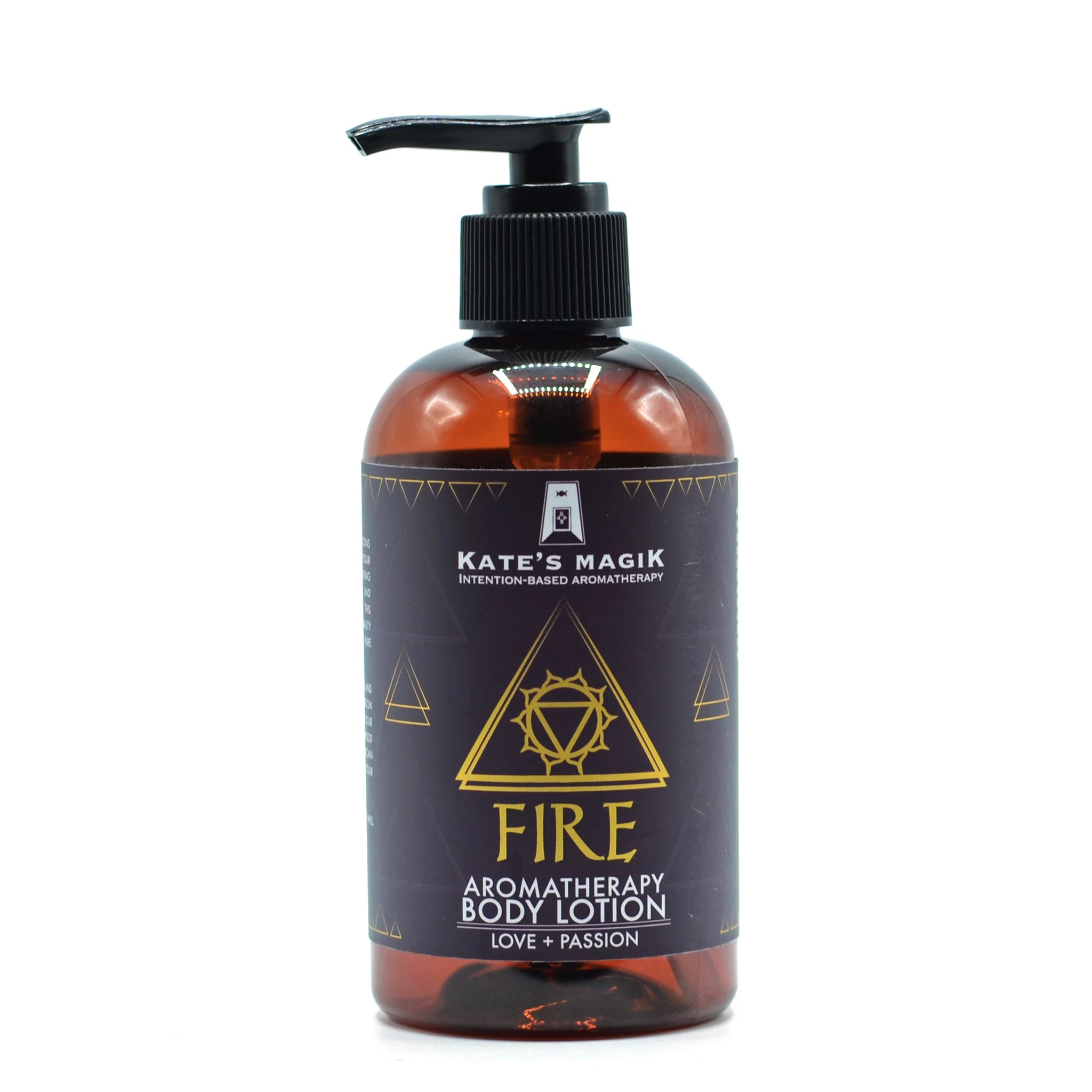 Fire Aromatherapy Body Lotion