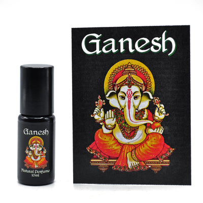 GANESH PERFUME ROLL-ON