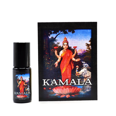 KAMALA PERFUME ROLL-ON (NOVEMBER 2020)
