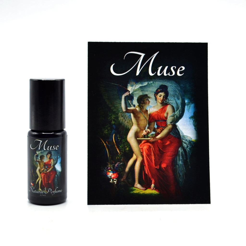 MUSE PERFUME ROLL-ON