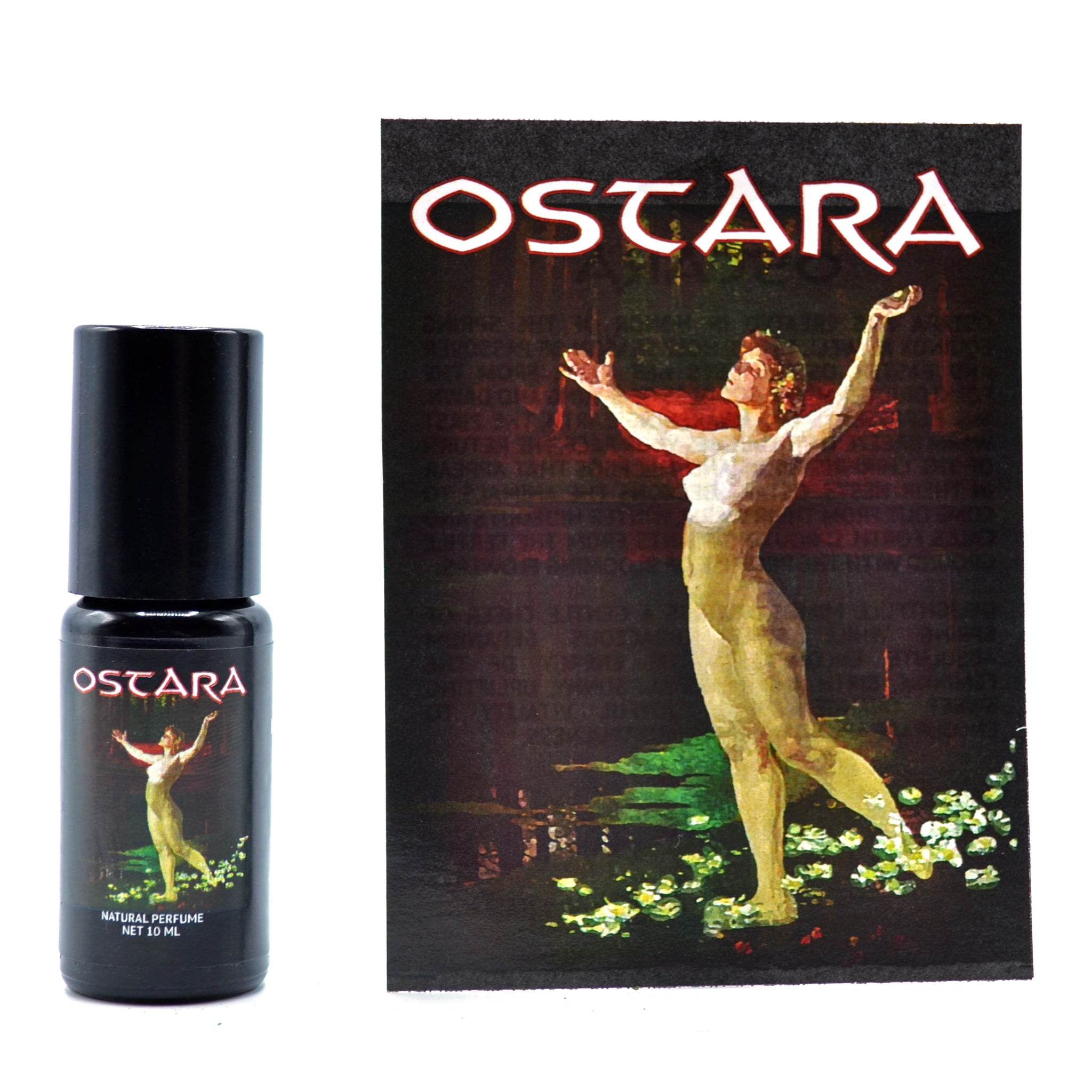OSTARA PERFUME ROLL-ON (MARCH 2020)
