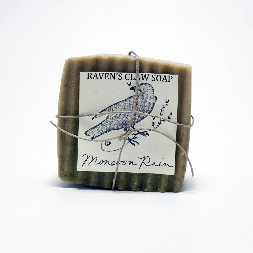 Organic Monsoon Rain Soap