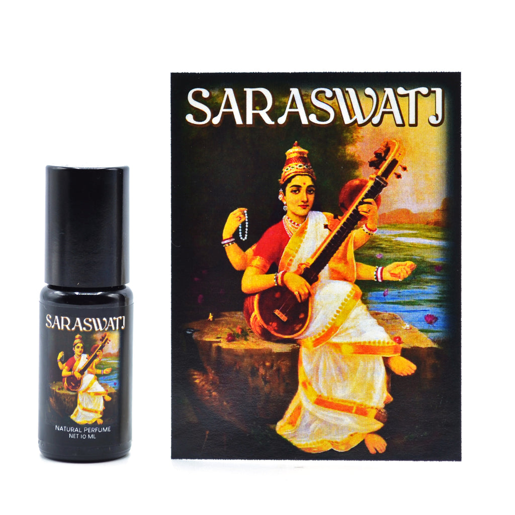 SARASWATI PERFUME ROLL-ON (APRIL 2020)