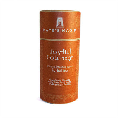 Joyful Courage Herbal Tea - Kates Magik Herbal Teas,
