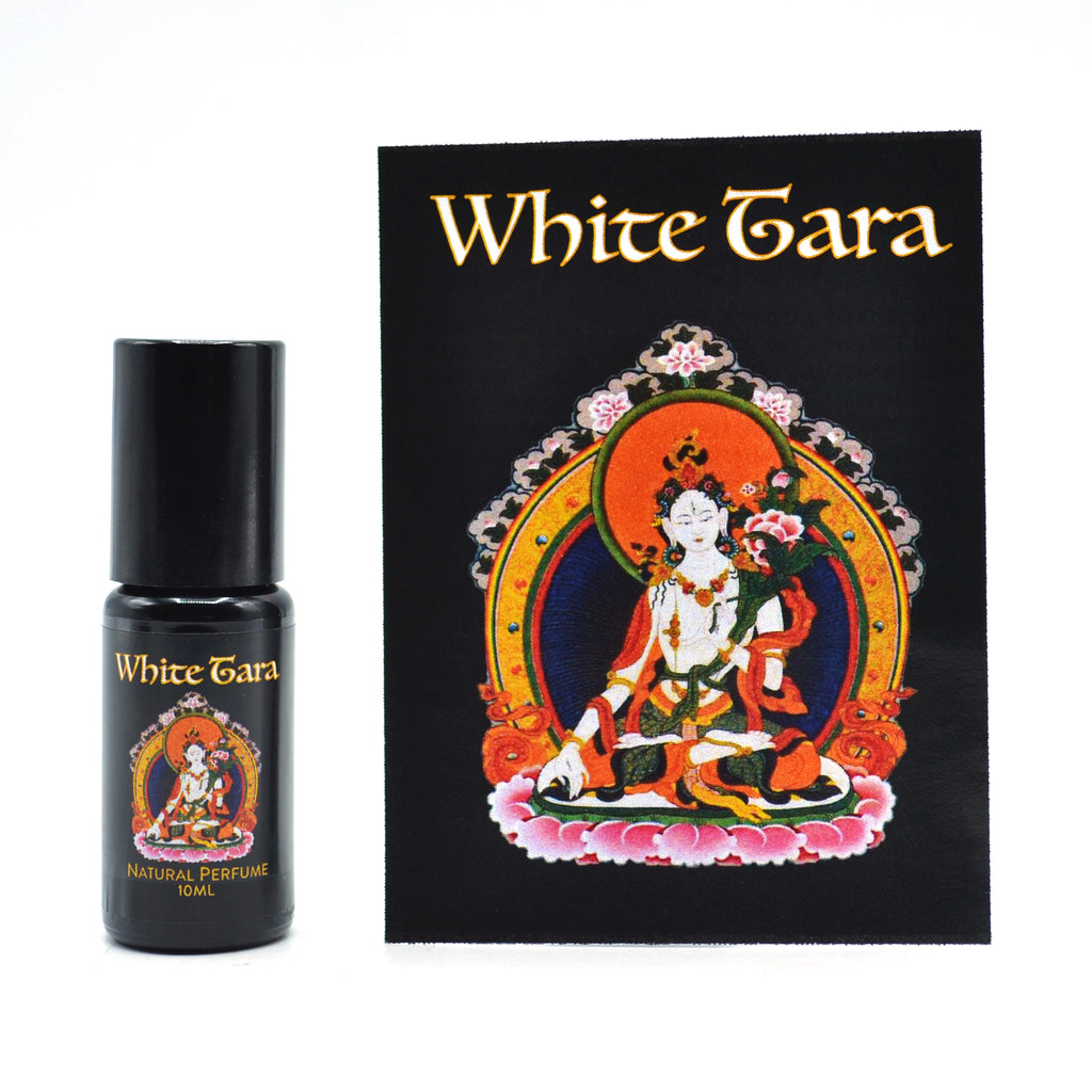 WHITE TARA PERFUME ROLL-ON