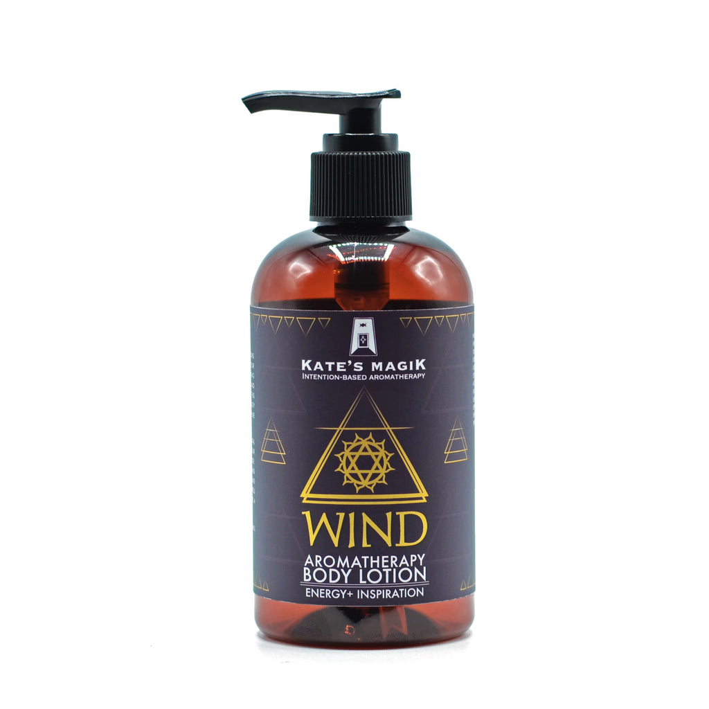 Wind Aromatherapy Body Lotion