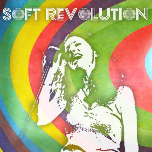 Soft Revolution CD (2010) - Kates Magik CD,