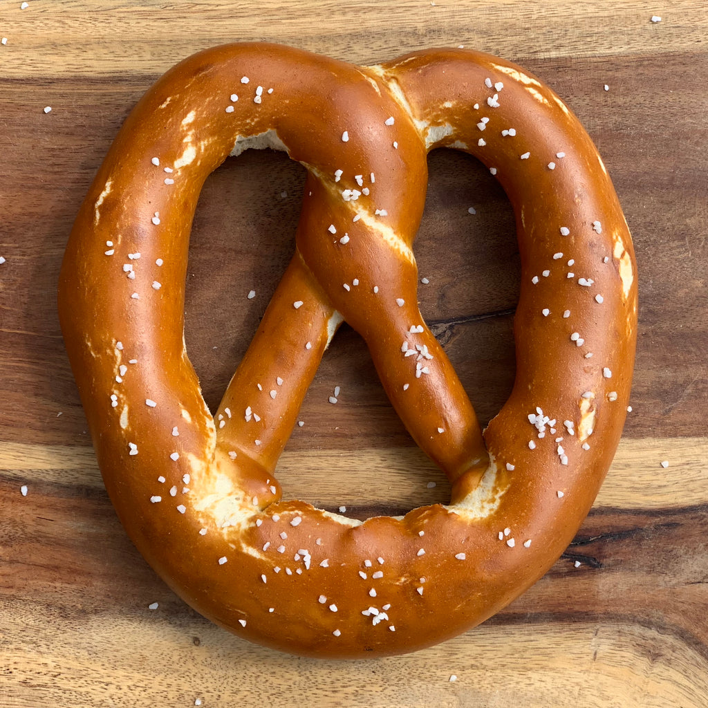 Bavarian Pretzels (5 oz) - 10 Pack