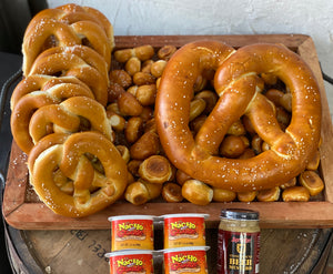 Bavarian Soft Pretzel Lovers Gift Pack