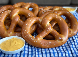 Cheese Lovers Bavarian Soft Pretzel Gift Pack