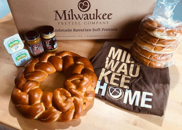 Give the Gift of Pretzels!