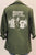 Vintage Army Shirt Screened by Babylon S/M