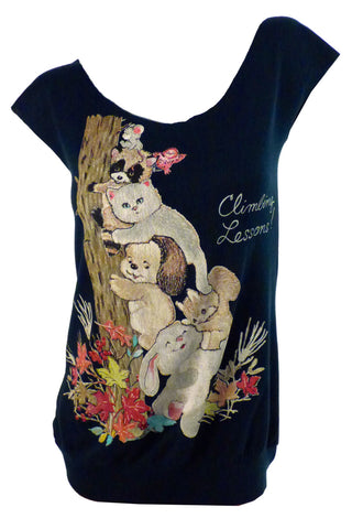 CLIMBING CUTIES Restyled Sweatshirt/Dress