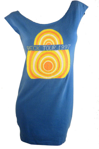 BECK 1997 Tour Reshaped Rock T-Shirt / Dress