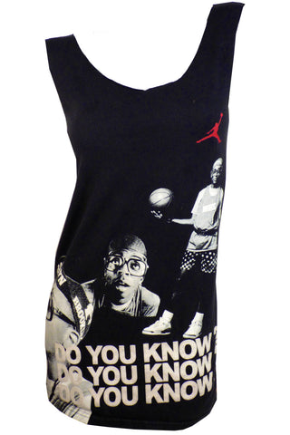 SPIKE LEE Nike Michael Jordan Reshaped T-Shirt / Dress