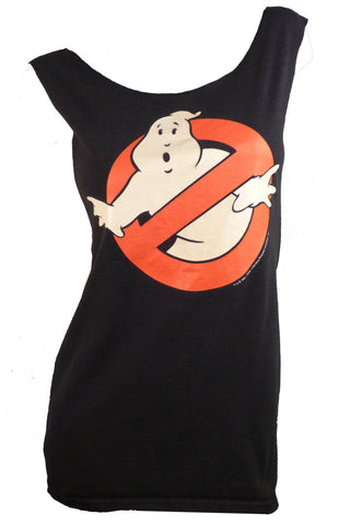 GHOSTBUSTERS Reshaped T-Shirt / Mini Dress