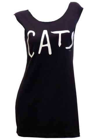 CATS Broadway Show Reshaped T-Shirt / Dress / Tunic