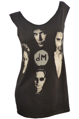 1993 DEPECHE MODE Reshaped T-Shirt / Tunic / Dress
