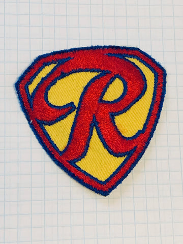Vintage RANIER Superman patch