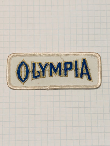 Vintage OLY patch