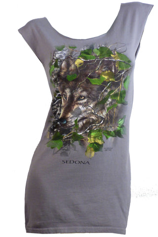 edona Arizona WOLF Reshaped Wildlife T-Shirt