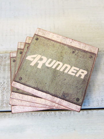 4Runner Coaster Set