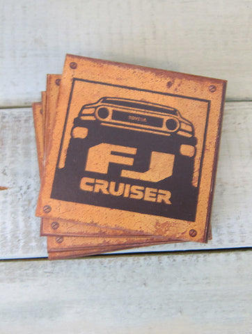 FJ Cruiser Coaster Set