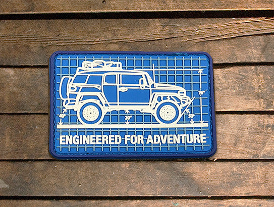 Engineered for Adventure Series