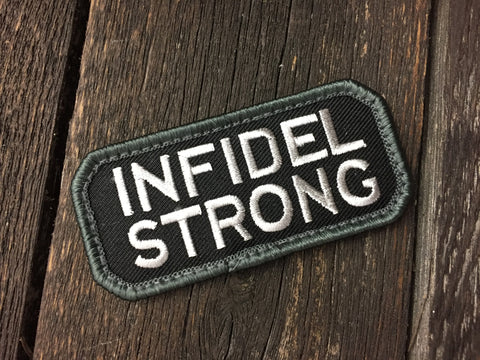 Infidel Strong Patch - Swat