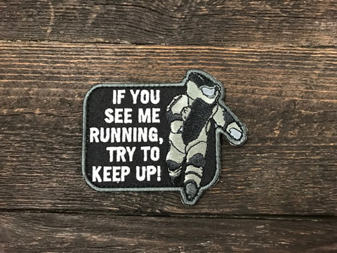 EOD Running patch