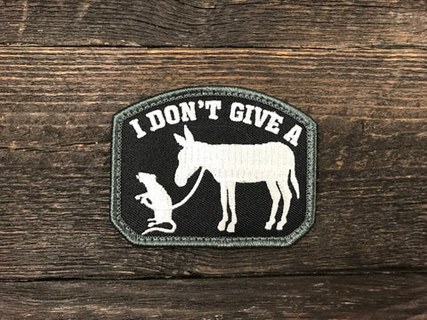 I Dont Give A patch