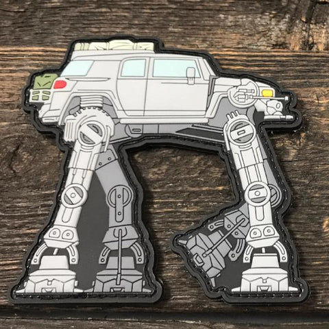 AT-ST (FJC) PVC Patch
