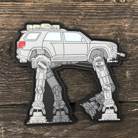 AT-ST (4R) PVC Patch