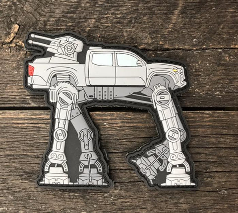 AT-TT (AAA) PVC Patch