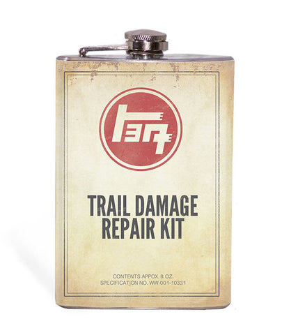 "TEQ ""Toyota"" Trail Damage Repair Kit 8oz Flask"