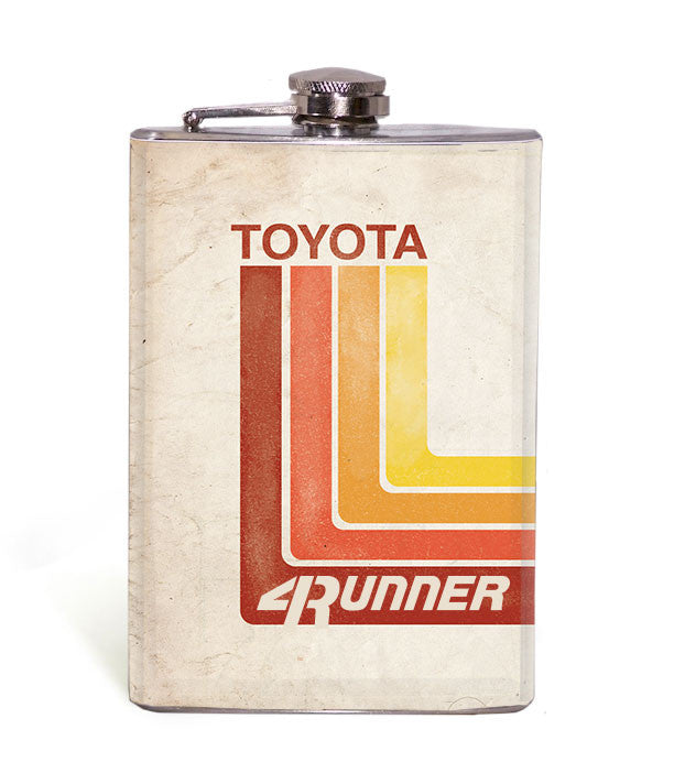 Retro Toyota - 4Runner - 8oz Flask