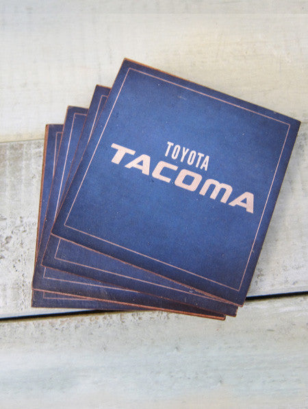 Tacoma Coaster Set