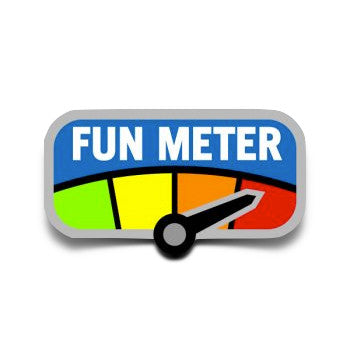 Fun Meter Sticker