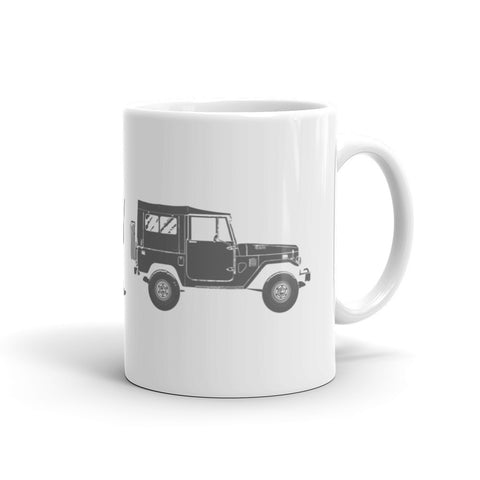 Evolution: FJ40 Mug