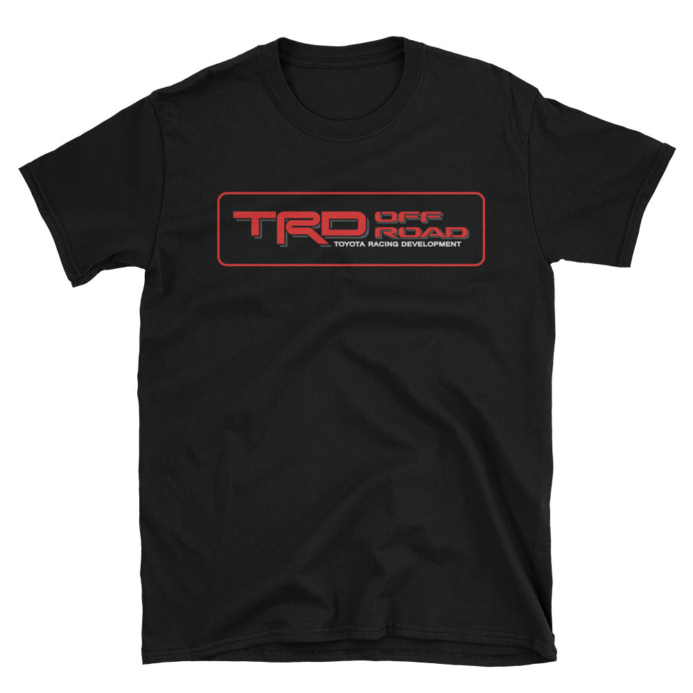 TRD Offroad Shirt Short-Sleeve Unisex T-Shirt