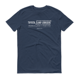 Vintage Land Cruiser short sleeve t-shirt