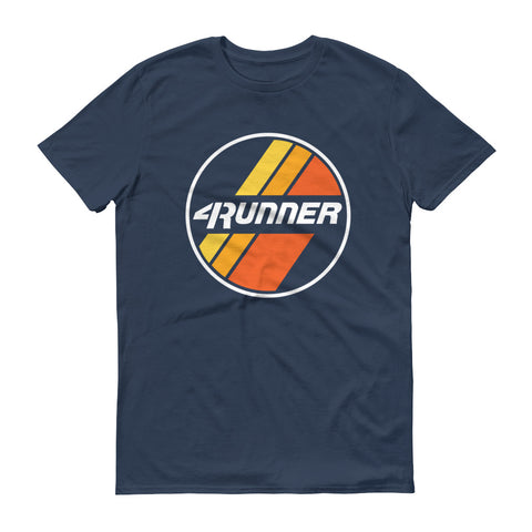 Retro Stripes 4Runner Short-Sleeve T-Shirt