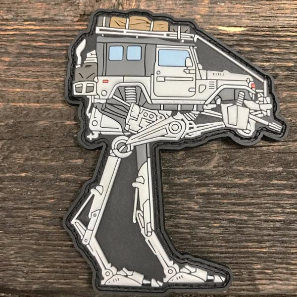 AT-ST (FJ40) PVC Patch