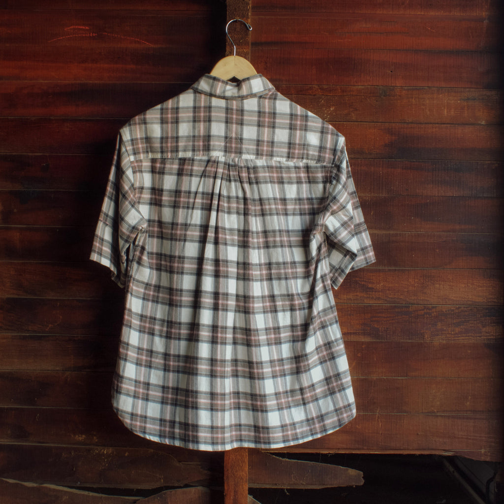 Adirondak Sweep Shirt - Ivory